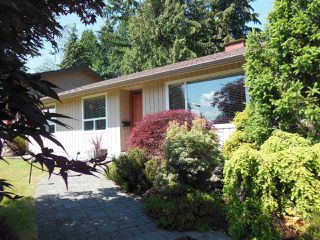 "Photo 1: 1867 ALDERLYNN Drive in North Vancouver: Westlynn House for sale in ""Westlynn"" : MLS®# R2076999"