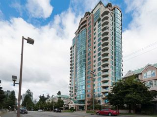 "Main Photo: 605 3071 GLEN Drive in Coquitlam: North Coquitlam Condo for sale in ""PARC LAURENT"" : MLS®# R2105933"