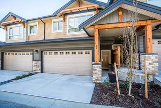 """Main Photo: 50 11305 240 Street in Maple Ridge: Cottonwood MR Townhouse for sale in """"MAPLE HEIGHTS"""" : MLS®# R2154387"""