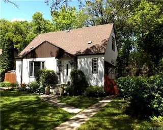 Photo 1: 95 Cunnington Avenue in Winnipeg: Elm Park Residential for sale (2C)  : MLS®# 1715002