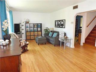 Photo 3: 95 Cunnington Avenue in Winnipeg: Elm Park Residential for sale (2C)  : MLS®# 1715002