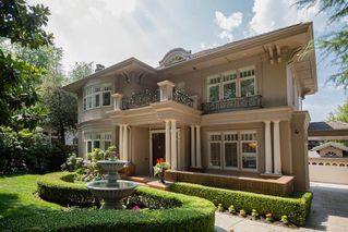 Main Photo: 4483 MARGUERITE STREET in Vancouver: Shaughnessy House for sale (Vancouver West)  : MLS®# R2197023
