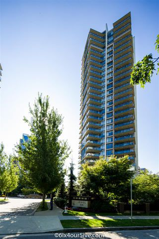 "Photo 1: 2301 6188 WILSON Avenue in Burnaby: Metrotown Condo for sale in ""JEWEL I"" (Burnaby South)  : MLS®# R2202465"