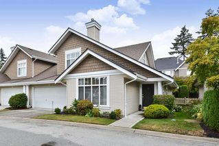 """Photo 1: 22 14877 33RD Avenue in Surrey: King George Corridor Townhouse for sale in """"Sandhurst"""" (South Surrey White Rock)  : MLS®# R2206509"""