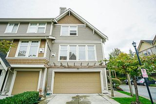 "Main Photo: 23 6588 188 Street in Surrey: Cloverdale BC Townhouse for sale in ""HILLCREST PLACE"" (Cloverdale)  : MLS®# R2214256"