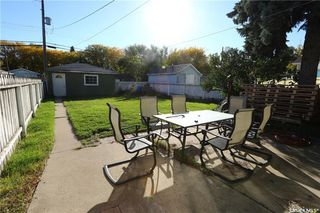 Photo 33: 716 J Avenue South in Saskatoon: King George Residential for sale : MLS®# SK715408