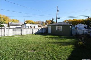 Photo 31: 716 J Avenue South in Saskatoon: King George Residential for sale : MLS®# SK715408