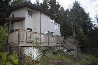 Photo 11: 1557 WHITESAILS Drive: Bowen Island House for sale : MLS®# R2232277