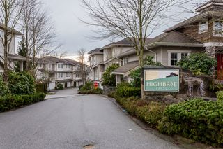 "Photo 31: 33 14952 58 Avenue in Surrey: Sullivan Station Townhouse for sale in ""Highbrae"" : MLS®# R2232617"