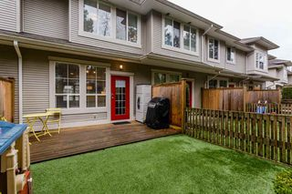 "Photo 28: 33 14952 58 Avenue in Surrey: Sullivan Station Townhouse for sale in ""Highbrae"" : MLS®# R2232617"