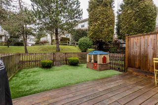 "Photo 27: 33 14952 58 Avenue in Surrey: Sullivan Station Townhouse for sale in ""Highbrae"" : MLS®# R2232617"