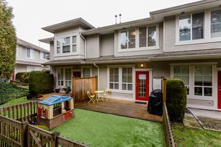 "Photo 29: 33 14952 58 Avenue in Surrey: Sullivan Station Townhouse for sale in ""Highbrae"" : MLS®# R2232617"