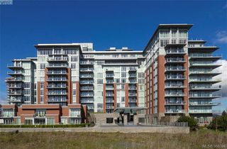 Photo 2: 208 100 Saghalie Road in VICTORIA: VW Songhees Condo Apartment for sale (Victoria West)  : MLS®# 388594