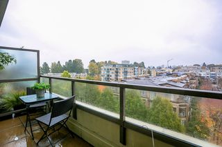 "Photo 14: 706 2799 YEW Street in Vancouver: Kitsilano Condo for sale in ""TAPESTRY AT ARBUTUS WALK"" (Vancouver West)  : MLS®# R2255662"