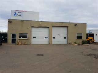 Main Photo: 7255 126 Avenue in Edmonton: Zone 08 Industrial for lease : MLS®# E4105748