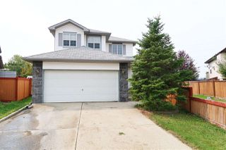 Main Photo: 141 WARD Crescent in Edmonton: Zone 30 House for sale : MLS®# E4106037