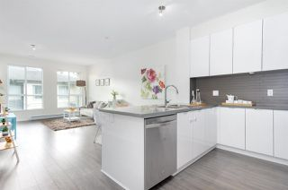 "Photo 2: 407 3107 WINDSOR Gate in Coquitlam: New Horizons Condo for sale in ""BRADLEY HOUSE AT WINDSOR GATE"" : MLS®# R2267847"