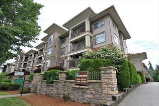 "Photo 1: 412 12248 224 Street in Maple Ridge: East Central Condo for sale in ""URBANO"" : MLS®# R2272183"