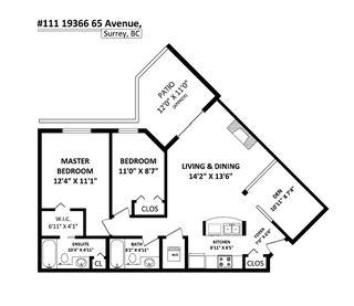 "Photo 20: 111 19366 65 Avenue in Surrey: Clayton Condo for sale in ""Liberty"" (Cloverdale)  : MLS®# R2285296"