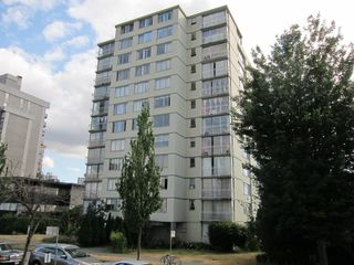 Photo 1: 801 1250 BURNABY Street in Vancouver: West End VW Condo for sale (Vancouver West)  : MLS®# R2297150