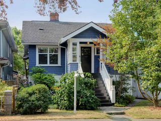Main Photo: 1228 E 22ND Avenue in Vancouver: Knight House for sale (Vancouver East)  : MLS®# R2297547