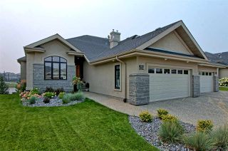 Main Photo: 6218 MAYNARD Point in Edmonton: Zone 14 House Half Duplex for sale : MLS®# E4126740