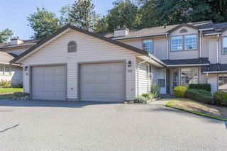 """Main Photo: 15 2803 MARBLE HILL Drive in Abbotsford: Abbotsford East Townhouse for sale in """"Marble Hill Place"""" : MLS®# R2307971"""