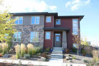 Main Photo: 7130 MAY Crescent in Edmonton: Zone 14 House Half Duplex for sale : MLS®# E4131937