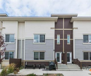 Main Photo: 74 804 Welsh Drive in Edmonton: Zone 53 Townhouse for sale : MLS®# E4132008