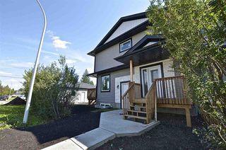 Main Photo: 14921 90 Avenue in Edmonton: Zone 22 House Half Duplex for sale : MLS®# E4133206