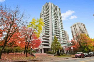 "Main Photo: 21C 6128 PATTERSON Avenue in Burnaby: Metrotown Condo for sale in ""GRAND CENTRAL PARK PLACE"" (Burnaby South)  : MLS®# R2318965"