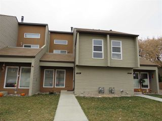 Main Photo: 24 2020 105 Street in Edmonton: Zone 16 Townhouse for sale : MLS®# E4134687