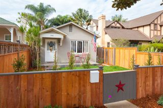 Main Photo: CORONADO VILLAGE House for sale : 2 bedrooms : 346 B Ave in Coronado