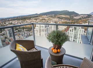 "Photo 12: 3903 1188 PINETREE Way in Coquitlam: North Coquitlam Condo for sale in ""M3"" : MLS®# R2322872"