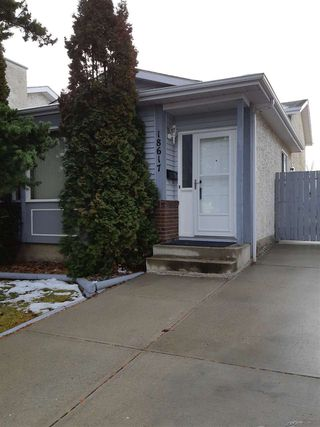 Main Photo: 18617 74 Avenue NW in Edmonton: Zone 20 House for sale : MLS®# E4135975