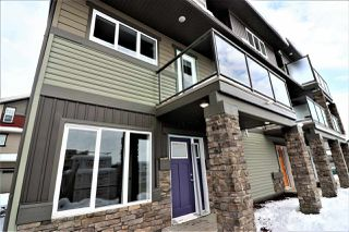 Main Photo: 69 1530 Tamarack Boulevard in Edmonton: Zone 30 Townhouse for sale : MLS®# E4137738