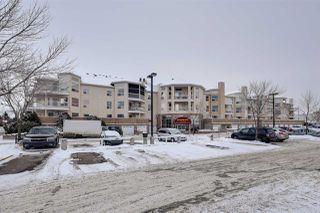 Main Photo: 313 15499 CASTLE_DOWNS Road in Edmonton: Zone 27 Condo for sale : MLS®# E4138720