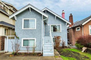 Main Photo: 341 W 17TH Avenue in Vancouver: Cambie House for sale (Vancouver West)  : MLS®# R2330360