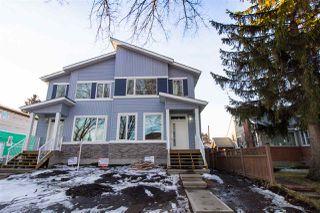Main Photo: 12122 80 Street in Edmonton: Zone 05 House Half Duplex for sale : MLS®# E4140283