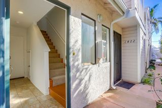 Photo 2: UNIVERSITY HEIGHTS Townhome for sale : 2 bedrooms : 1424 MADISON AVE in San Diego