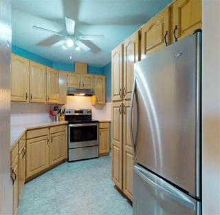 "Photo 8: 202 5830 176A Street in Surrey: Cloverdale BC Condo for sale in ""Clover Court"" (Cloverdale)  : MLS®# R2338626"