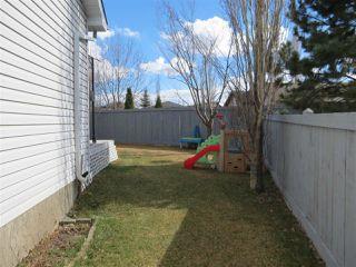 Photo 30: 8 13403 Cumberland Road in Edmonton: Zone 27 House Half Duplex for sale : MLS®# E4143411
