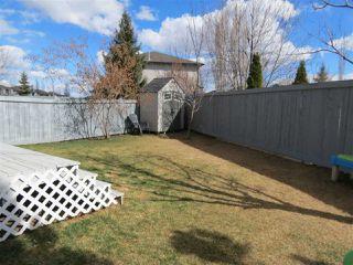 Photo 29: 8 13403 Cumberland Road in Edmonton: Zone 27 House Half Duplex for sale : MLS®# E4143411