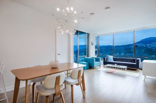 "Main Photo: 2404 301 CAPILANO Road in Port Moody: Port Moody Centre Condo for sale in ""The Residences"" : MLS®# R2344788"