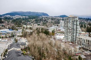 """Photo 11: 2404 301 CAPILANO Road in Port Moody: Port Moody Centre Condo for sale in """"The Residences"""" : MLS®# R2344788"""