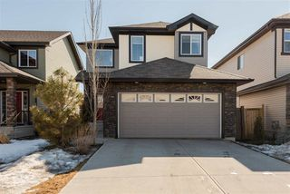 Main Photo: 1145 Hays Drive NW in Edmonton: Zone 58 House for sale : MLS®# E4149689