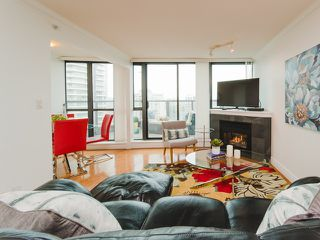 Photo 1: 2809 501 PACIFIC Street in Vancouver: Downtown VW Condo for sale (Vancouver West)  : MLS®# R2354691