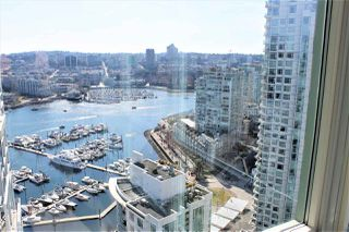 "Main Photo: 3003 193 AQUARIUS Mews in Vancouver: Yaletown Condo for sale in ""MARINASIDE RESORT"" (Vancouver West)  : MLS®# R2359878"