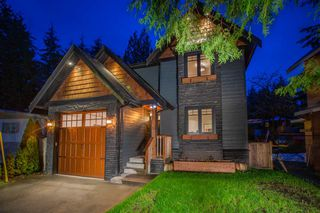 Main Photo: 59 3295 SUNNYSIDE Road: Anmore House for sale (Port Moody)  : MLS®# R2360889