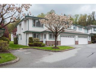 "Photo 1: 72 34250 HAZELWOOD Avenue in Abbotsford: Abbotsford East Townhouse for sale in ""Still Creek"" : MLS®# R2361846"